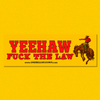 YEEHAW BUMPERS STICKER