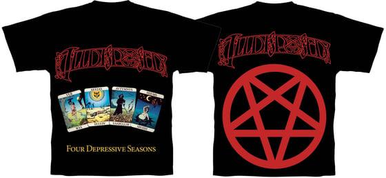 Image of Four Depressive Seasons (T-shirt)