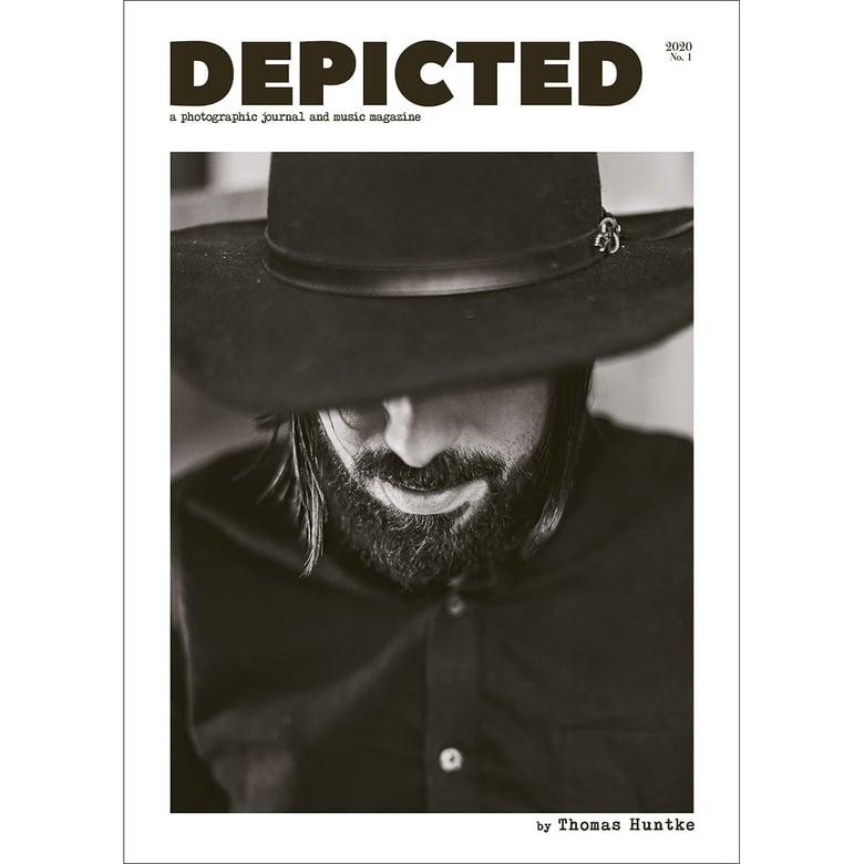Image of Depicted Magazine - Issue 1