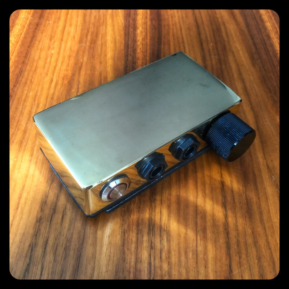 POWERBOX - GOLD PLATED