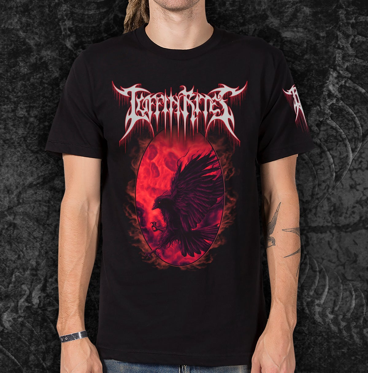 Image of limited RAVEN shirt (shirt only)