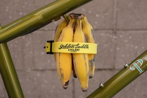 Image of Golden Saddle Cyclery Voile Straps!