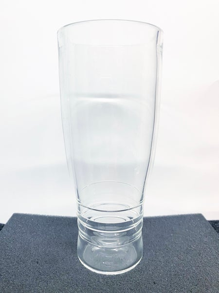 Image of BorOregon Clear Glass Cup 18 oz