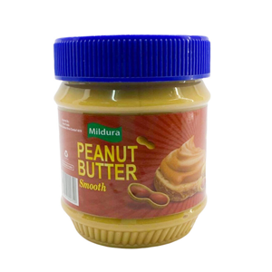 Image of Mildura Peanut Butter Smooth 375G