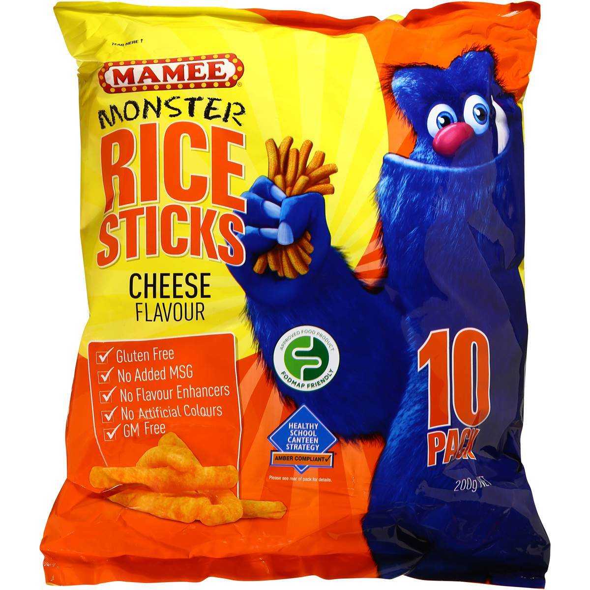 Image of Mamee Rice Stick Cheese 200G