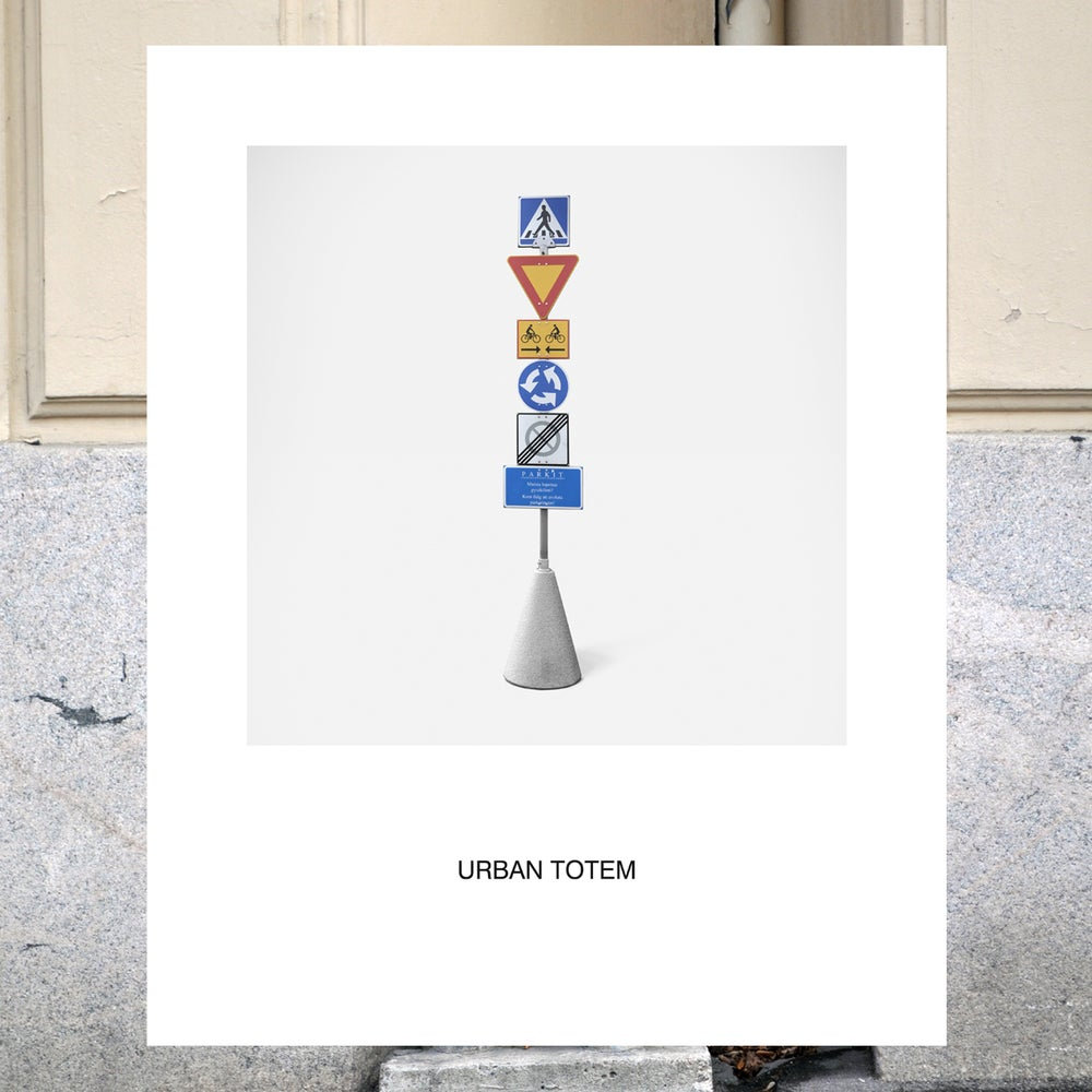 Urban Totem