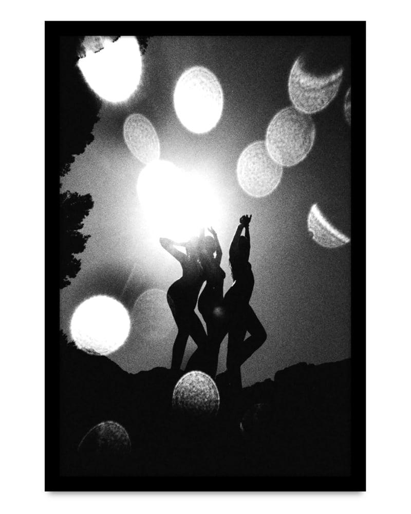 Image of Kate Bellm - 'Secret Waterfall'. Original artwork 2018