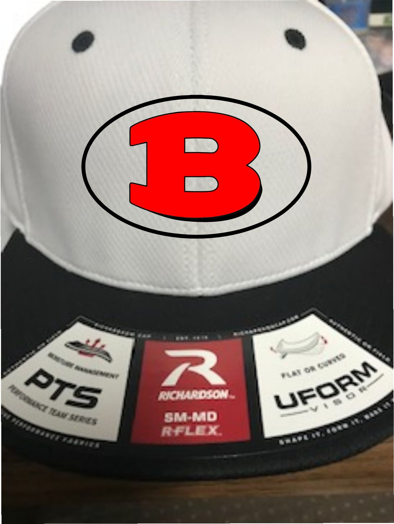 Image of JR. Chiefs Football Hat