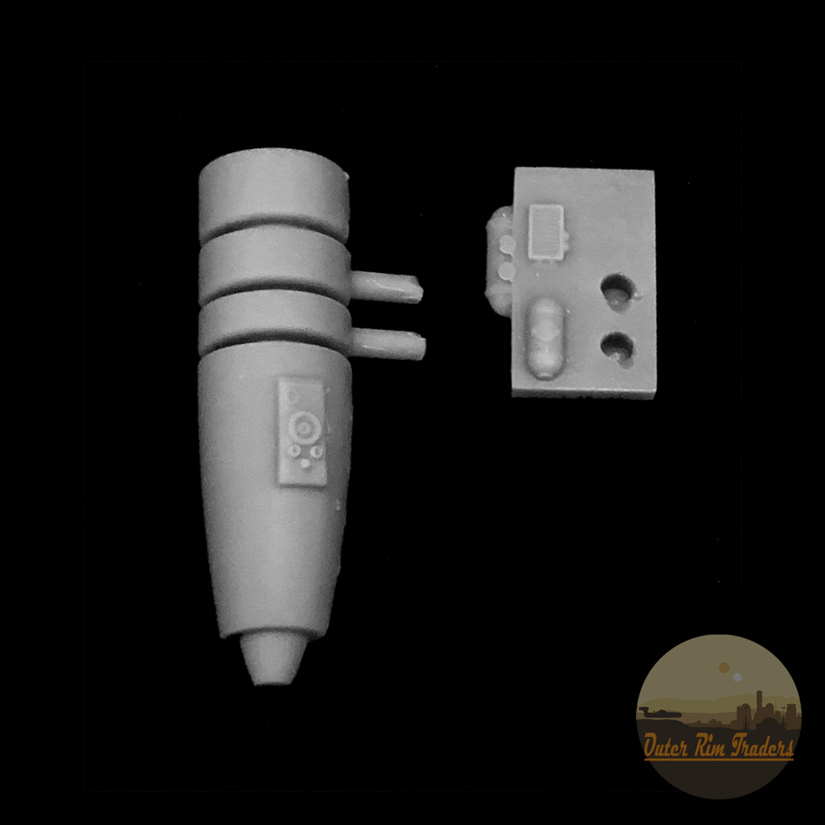Image of Wall Sconce by Hammerfall Customs