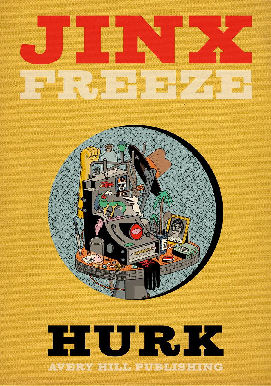 Pre-Order - Jinx Freeze by Hurk