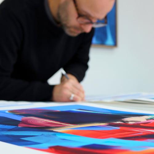 "Image of RAFAEL GERLACH dit SATONE, ""Family Album 4"" (Artists Proofs)"