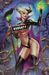 Hardlee Maleficent Naughty Artist Proofs LE to 5