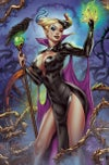 Hardlee Maleficent Artist Proofs LE to 5