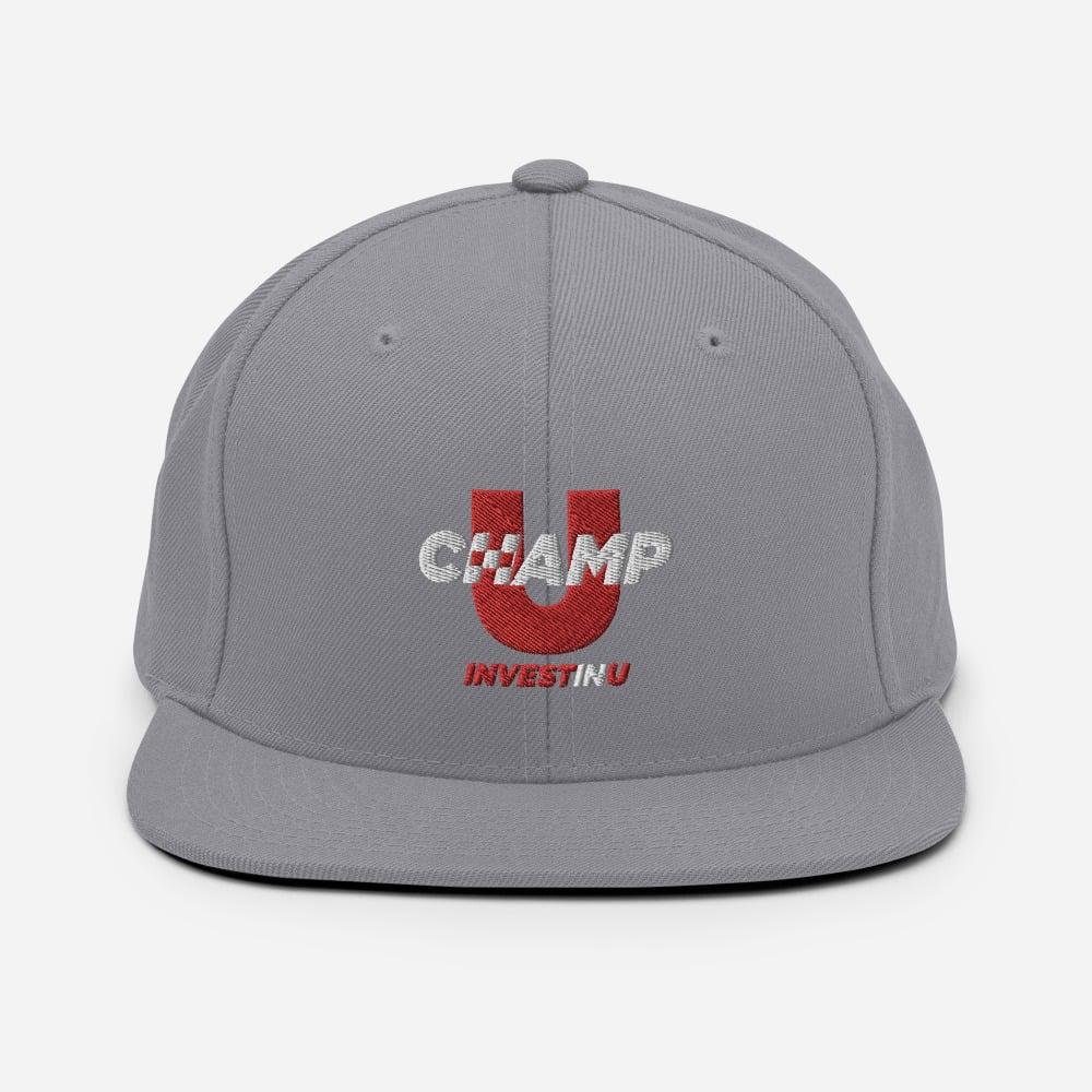 Image of ChampU Snapback