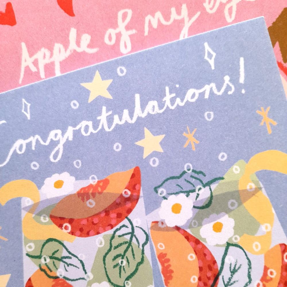 Image of Congratulations Card