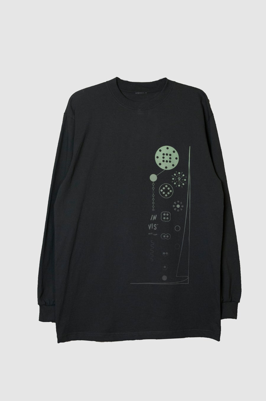 """Image of """"THE CARBON MESSAGE"""" Long Sleeve Shirt"""