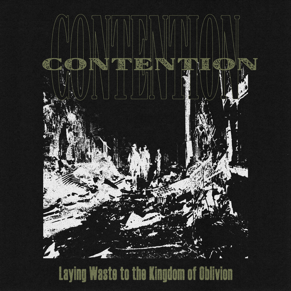 """TCS 052: Contention - Laying Waste To The Kingdom of Oblivion 12"""""""