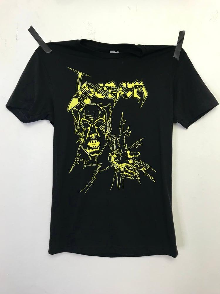 Image of BLACK METAL