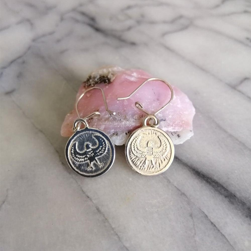 Image of Horus earrings