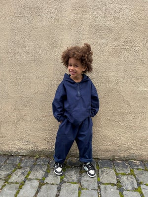 Image of Active Smock - Navy