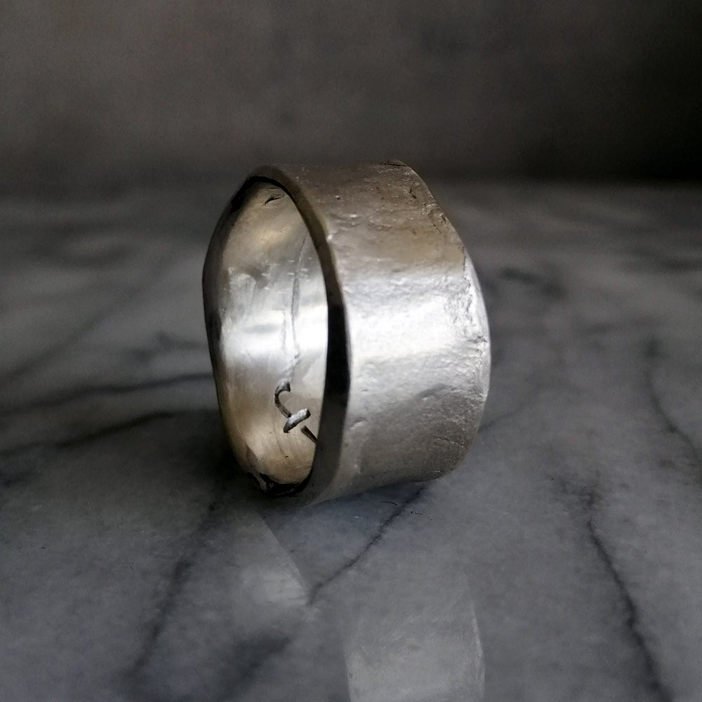 Image of Sterling silver ring #42