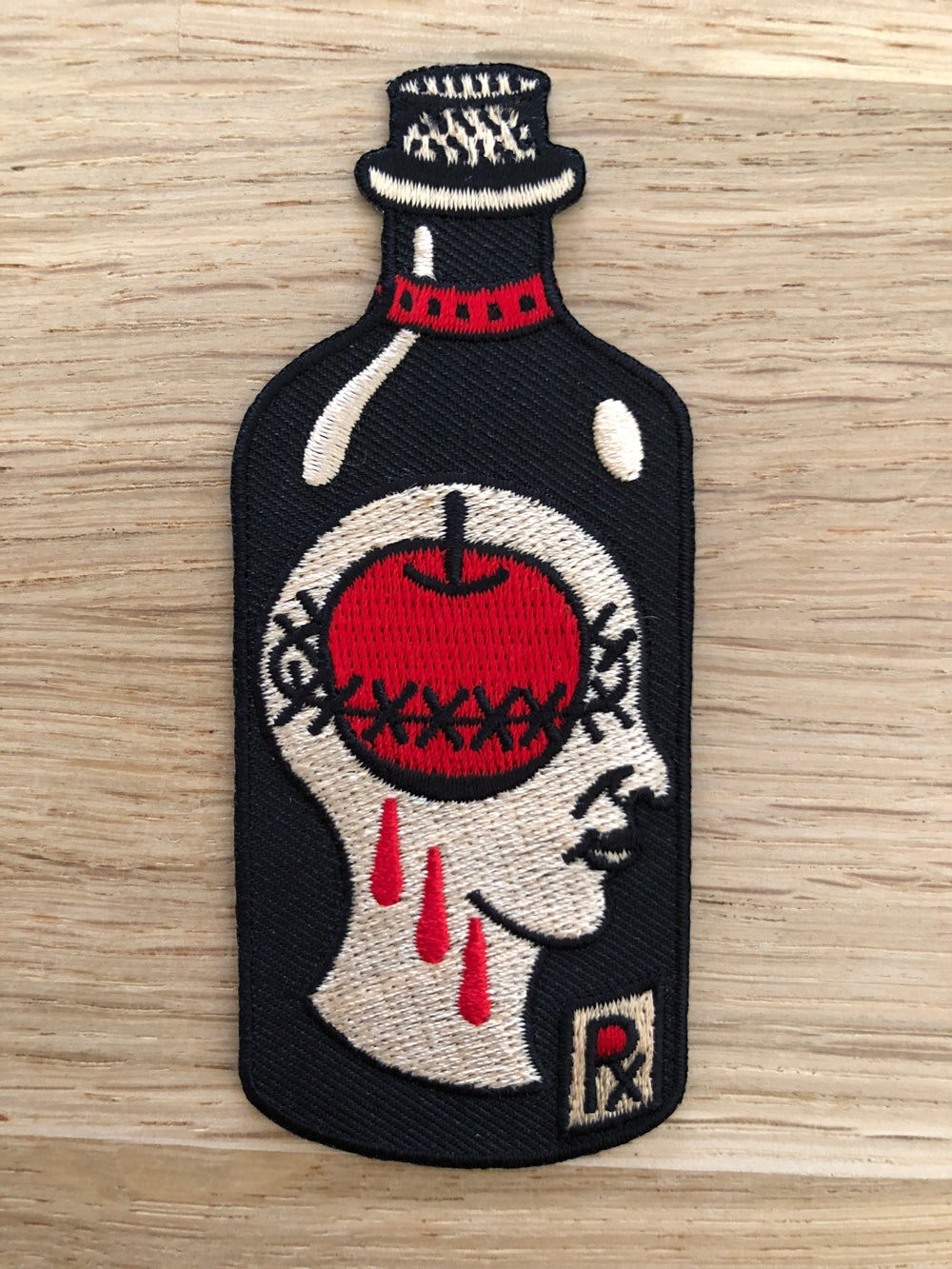 Image of Forbidden fruit - Patch