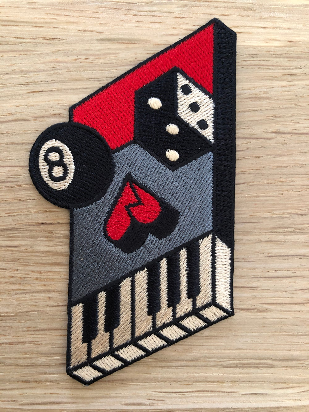 Image of Creative block - Patch