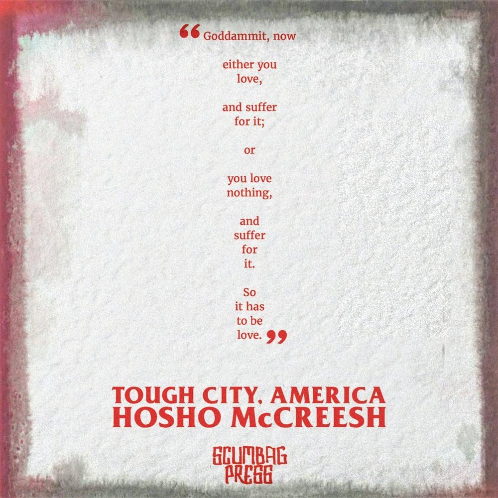 Image of TOUGH CITY, AMERICA