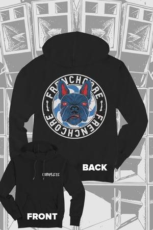 Image of Frenchcore Bulldoge - Hoodie