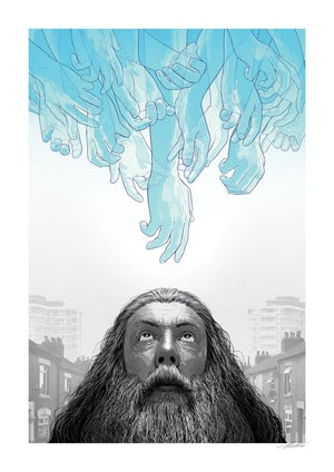 Image of The Hands of Mansoul - Alan Moore