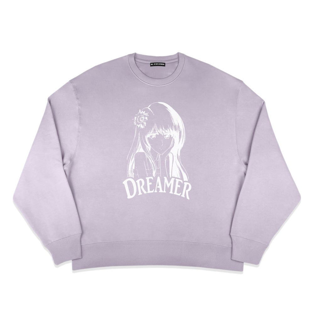Image of Dreamers Sweatshirt (Pastel Lilac)