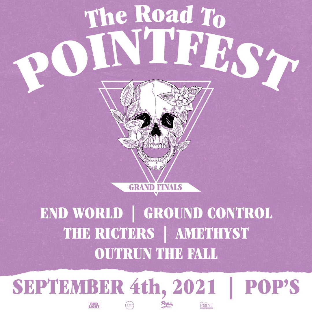 """Image of Road To Pointfest Tickets 