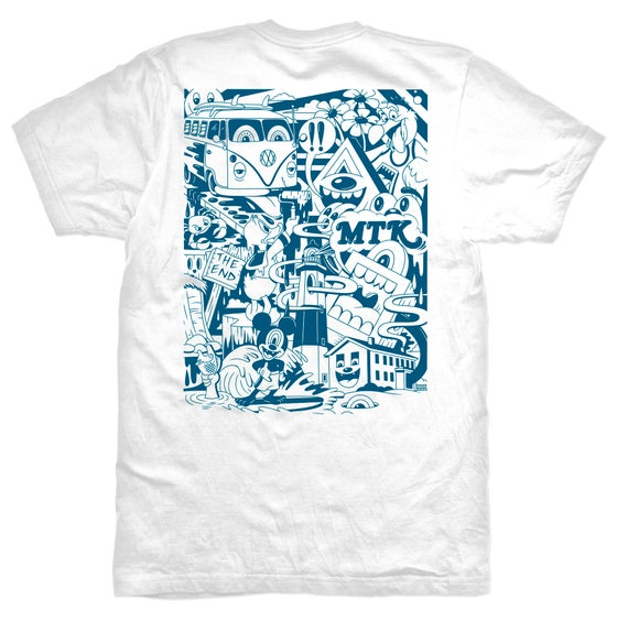 """Image of """"THE END"""" TEE"""