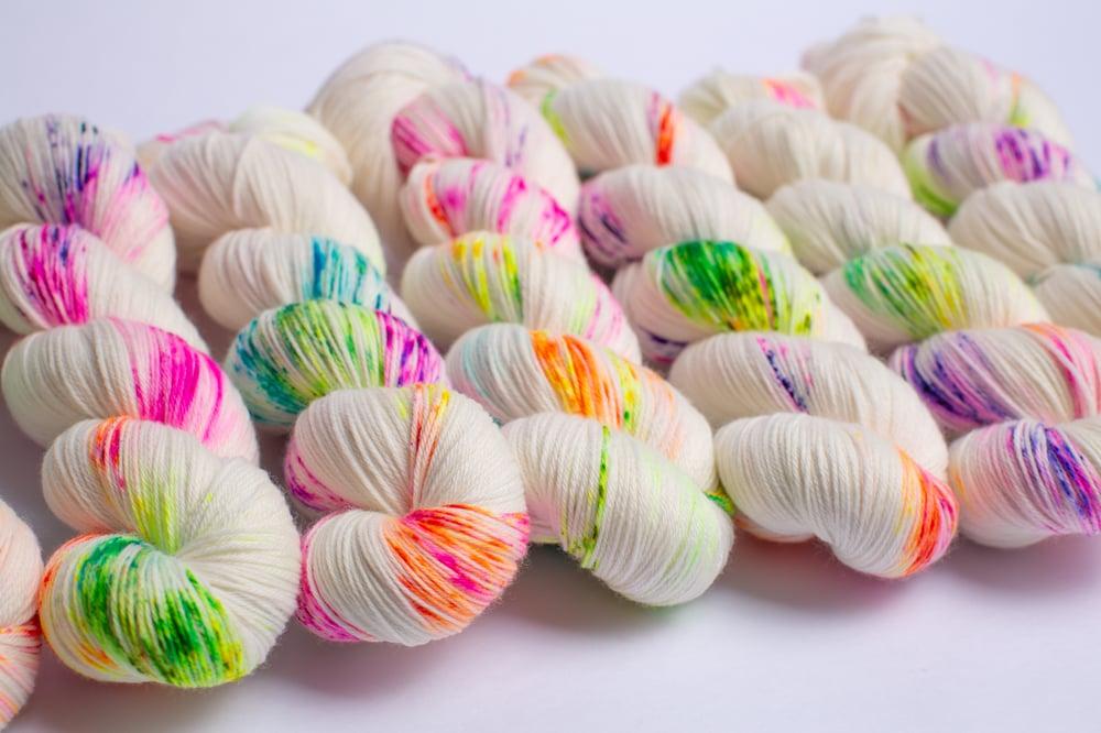 Image of Happy Sock - Rainbow