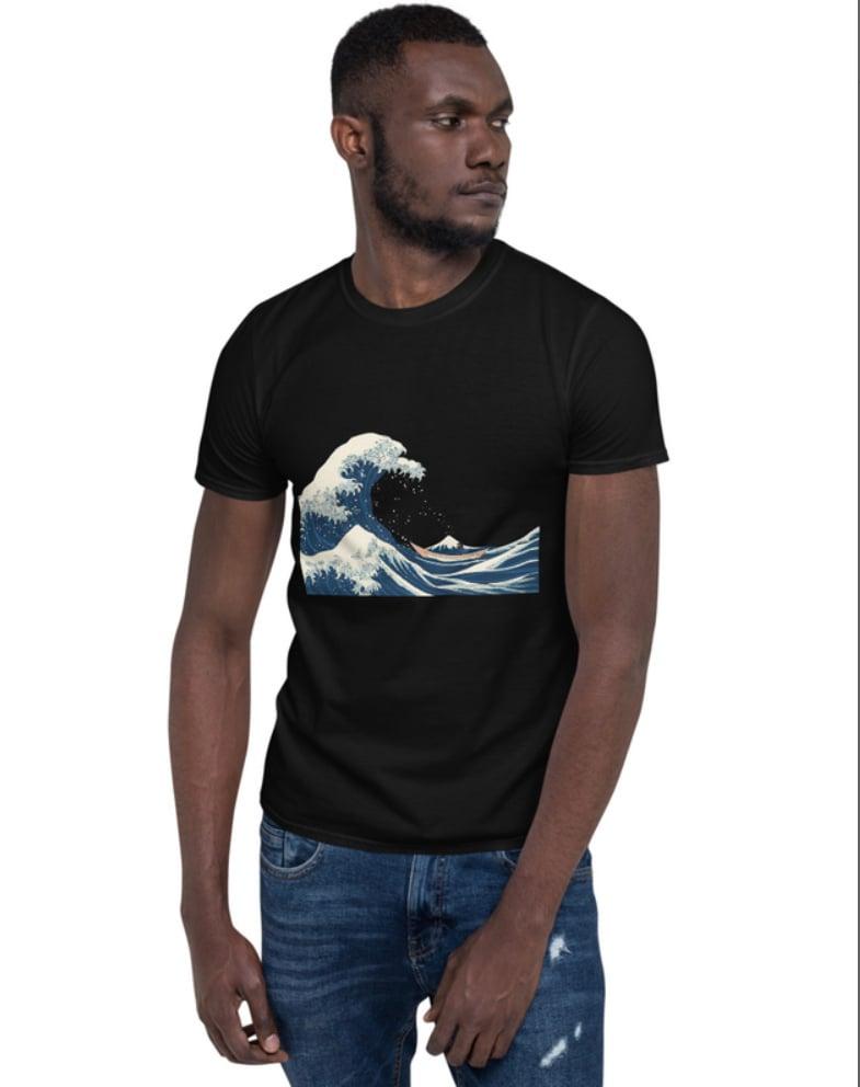 Image of The Dark Album Shirt (S-3XL)