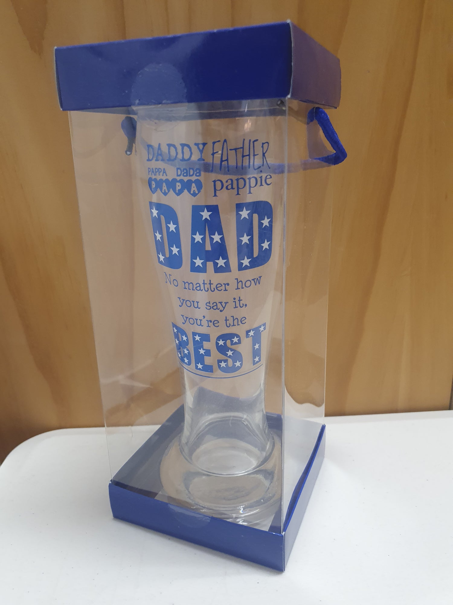 Image of Beer Glass Your The Best Dad