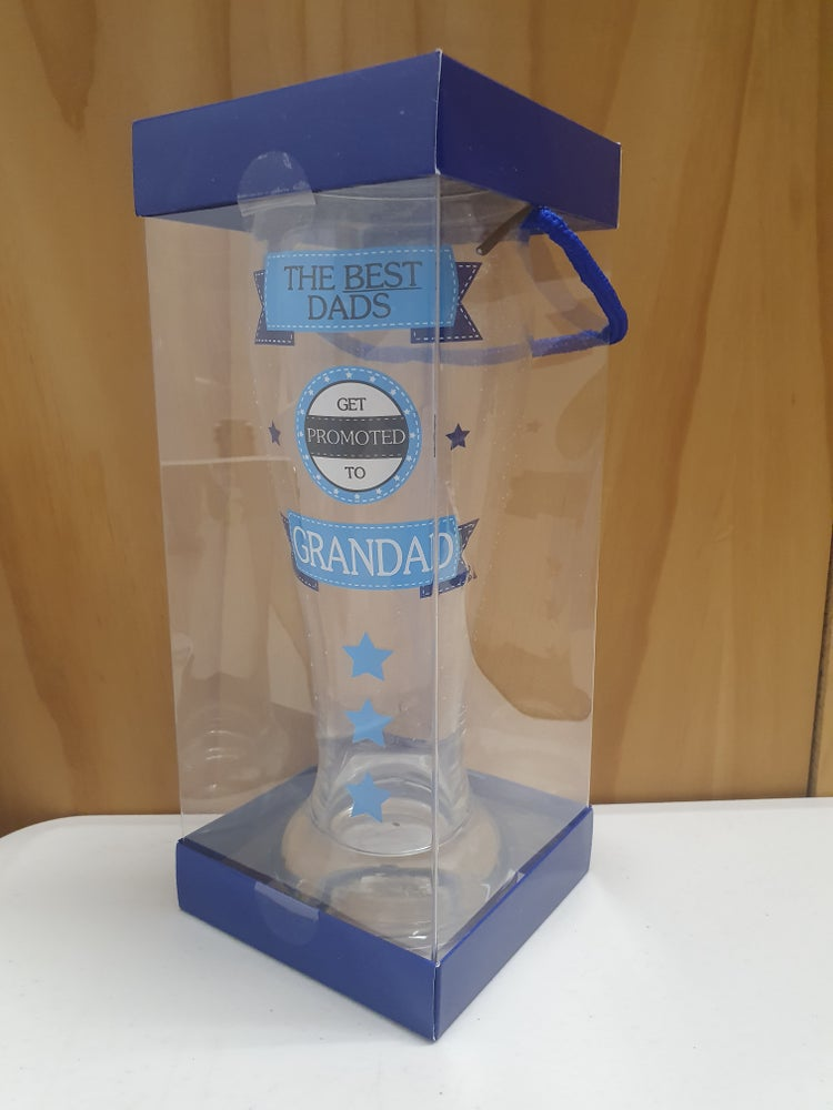 Image of Beer Glass Promoted to Grandad