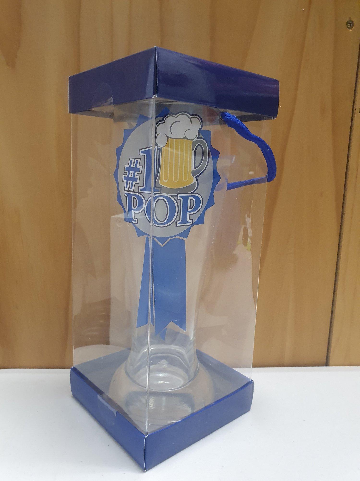 Image of Beer Glass #1 Pop