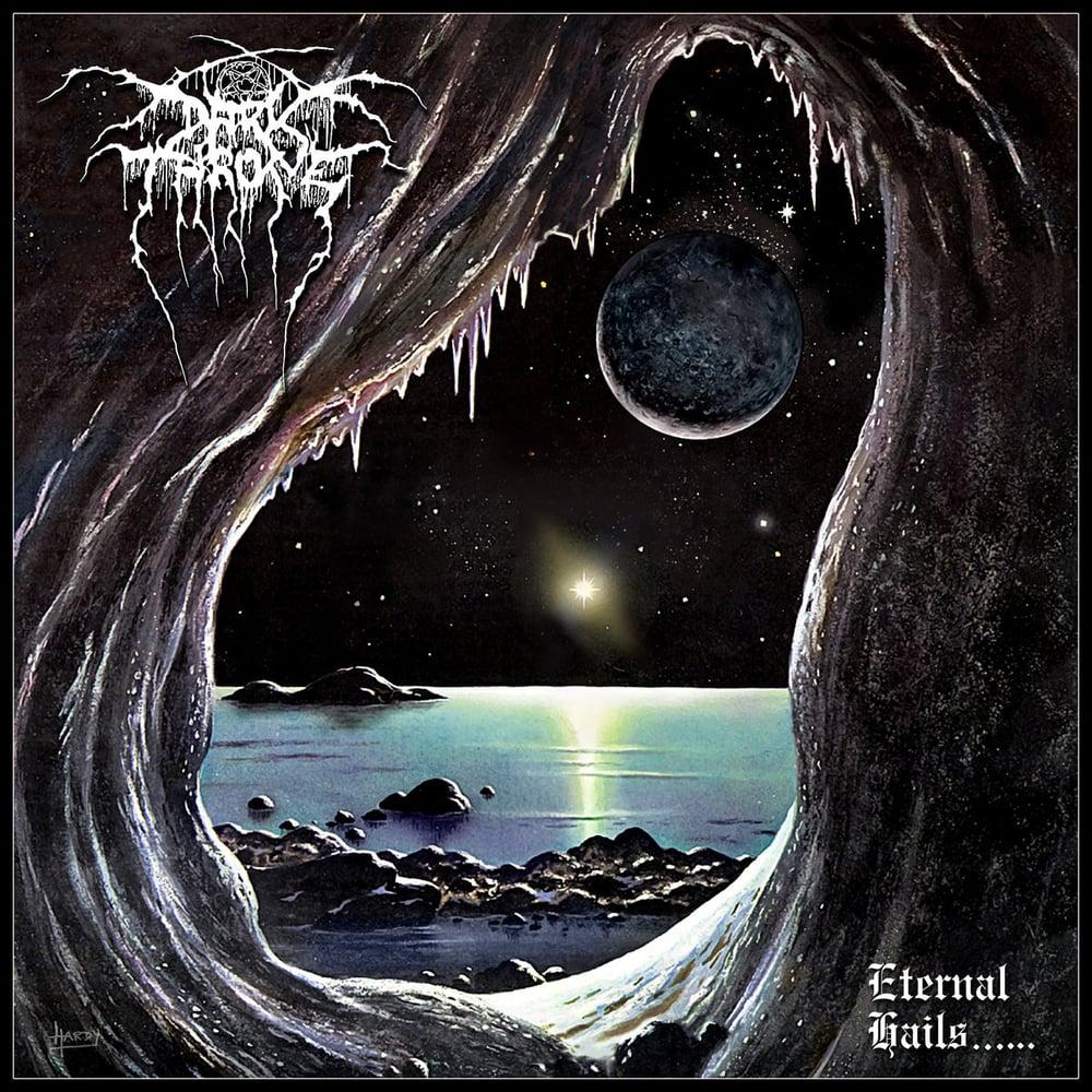 Image of DARKTHRONE - Eternal Hails... LP