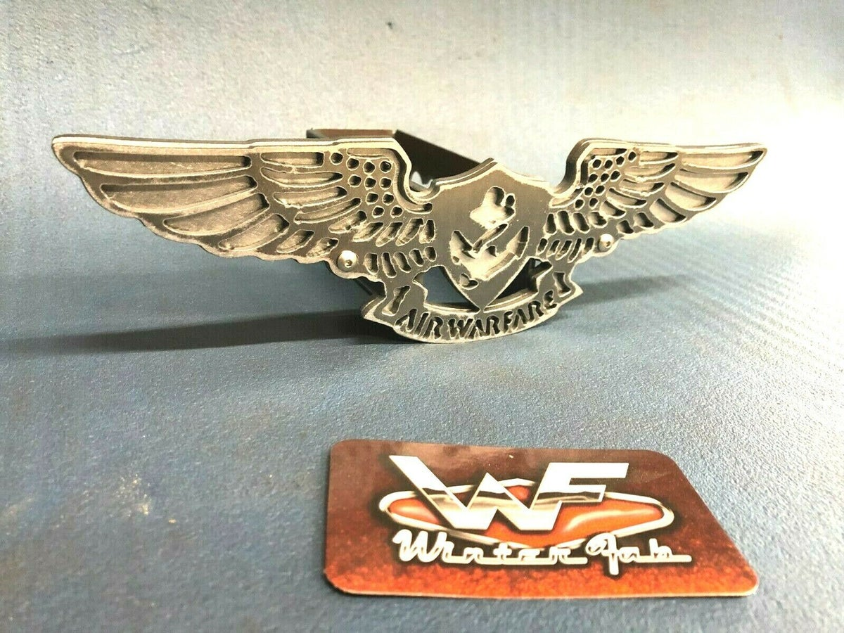 Image of Navy Aviation Warfare Specialist Hitch Cover