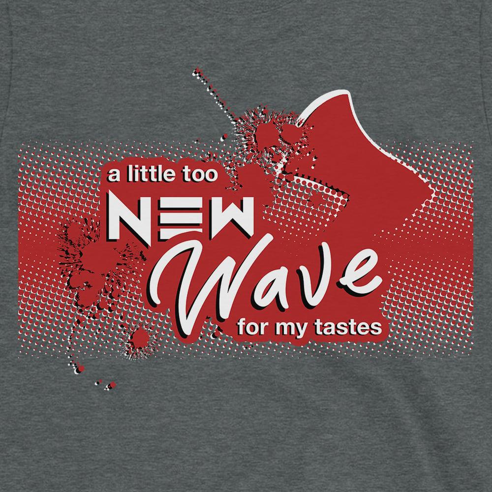 Image of New Wave Psycho - Men's Fit Tee