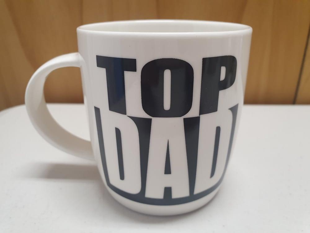 Image of Top Dad Mug