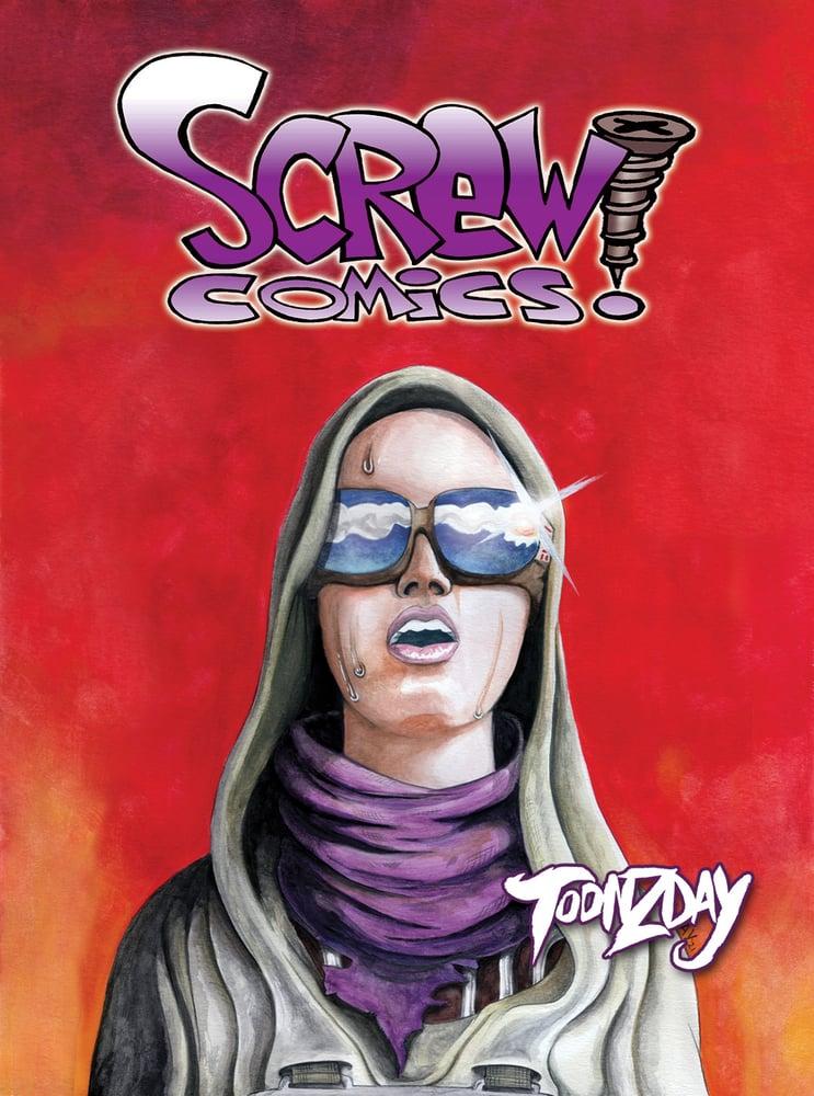 Image of Screw Comics! 4 Pre Order