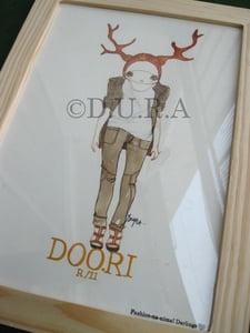 Image of Fashion-na-nimal Darlings in Doo.Ri Resort 2011 (Original)