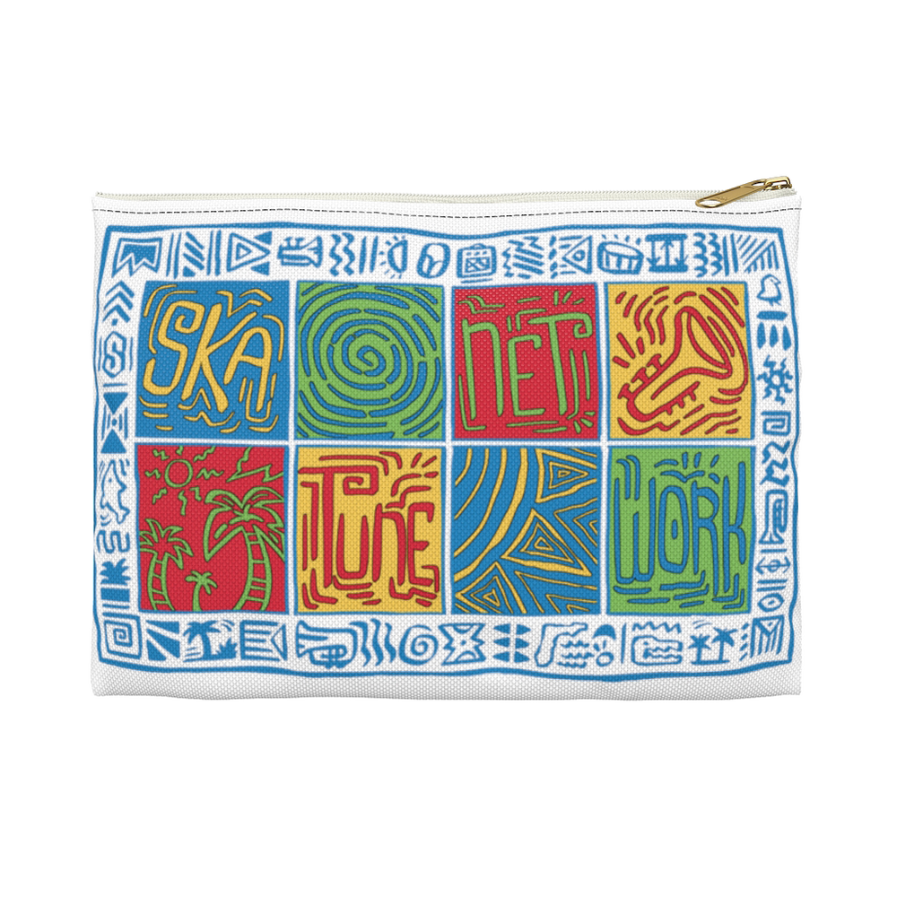 Image of BACK 2 SCHOOL   Island Vibes Pencil Pouch