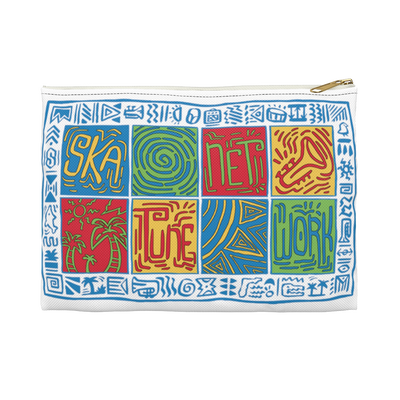 Image of BACK 2 SCHOOL | Island Vibes Pencil Pouch