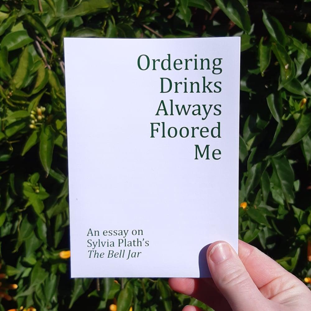 Image of Ordering Drinks Always Floored Me