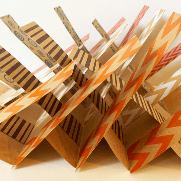 Image of Concertina Books that Fold, Flap and Flip - Online -  27th November (9.30am -12.30pm)