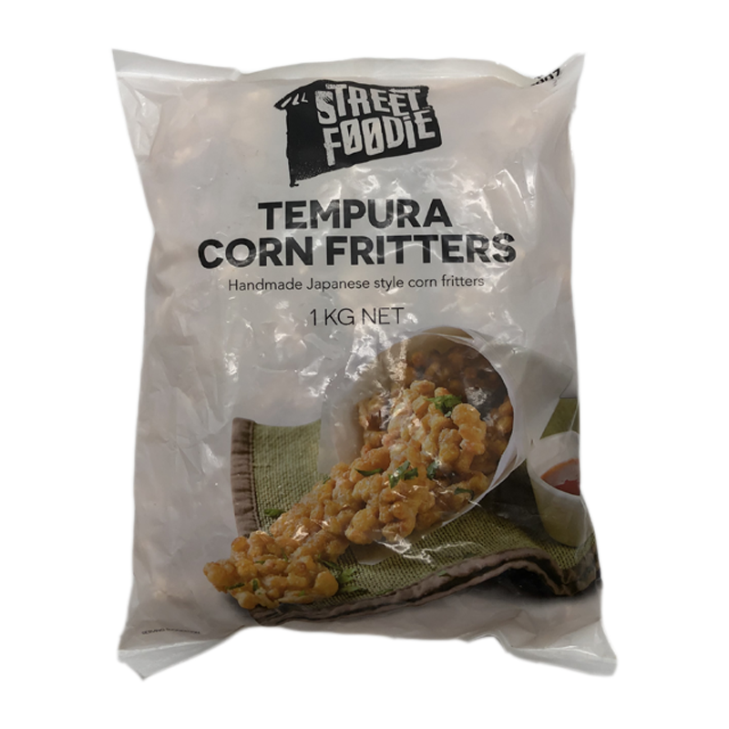 Image of Pacific West Tempura Corn Fritters 1Kg