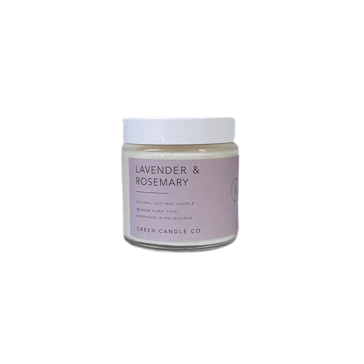 Image of LAVENDER & ROSEMARY Candle / Small